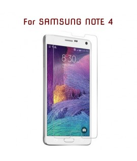 Samsung NOTE 4 - Protection GLASS