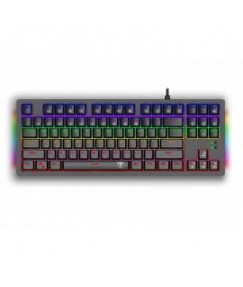 Clavier Gaming Mécanique T-DAGGER BALI RAINBOW RGB TKL T-TGK311