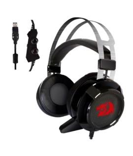 Casque Gaming REDRAGON SIREN 2 H301 USB 7.1 avec Vibration et Support