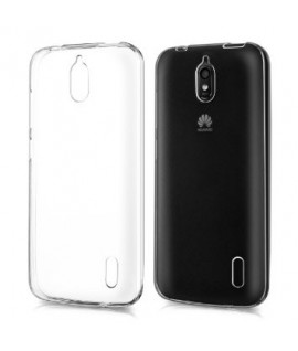 Etui en Silicone pour Huawei Y625 / Transparent