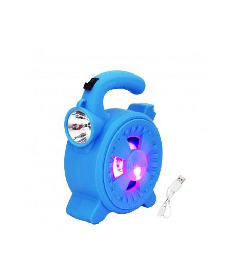 Enceinte Bluetooth KBS-6029 avec Lampe LED