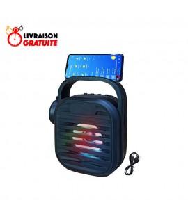 Enceinte Bluetooth KBS-6020 avec Lampe LED