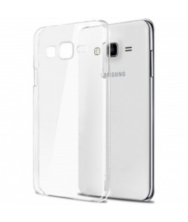 Etui en Silicone pour Samsung J5 / Transparent
