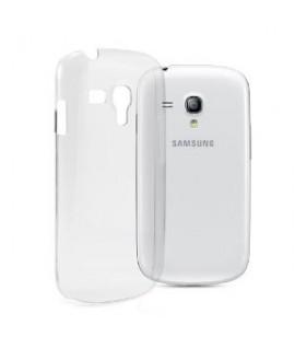 Etui en Silicone pour Samsung S3 Mini / Transparent