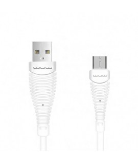 Cable Micro USB 1m 2A WUW X75