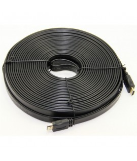 Cable HDMI Plat 20m