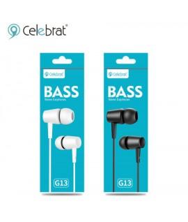 Ecouteur avec Micro CELEBRAT G13