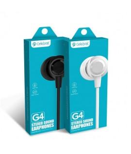 Ecouteur avec Micro CELEBRAT G4