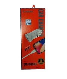 Chargeur Allume Cigare 2.4A DEKKIN DK-636