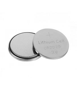 Pile Bouton Lithium 3V CR2025