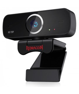 Webcam USB REDRAGON FOBOS GW600 HD 30FPS