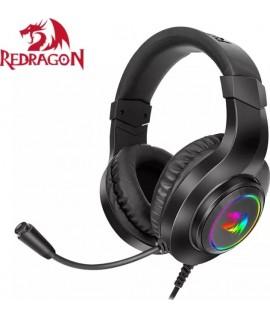 Casque Gaming REDRAGON HYLAS RGB 7.1 H260