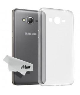 Etui en Silicone pour Samsung G530 Grand Prime / Transparent