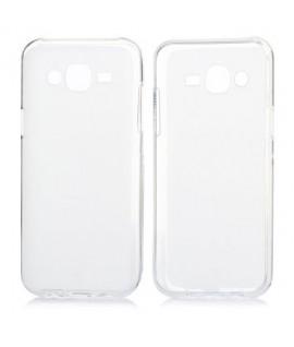 Etui en Silicone pour Samsung G9060 / Transparent