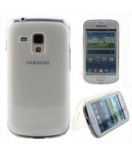 Etui en Silicone pour Samsung S7562 / Transparent