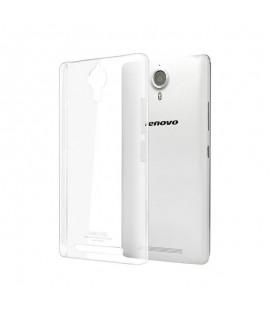 Etui en Silicone pour Lenovo A2010 / Transparent