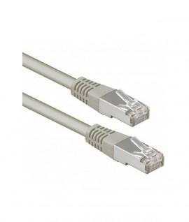 Cable Réseau UTP CAT 6 RJ45 50M - Gris
