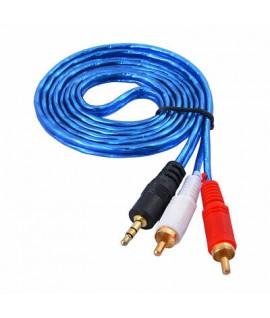 Cable Audio Jack Vers 2 RCA 1,5M
