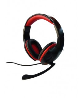 Casque Gaming LY PC11 LED RED