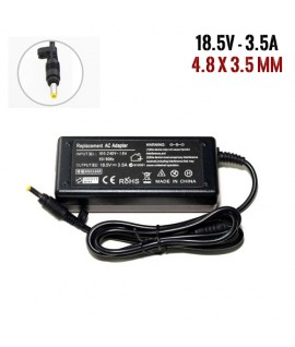 Chargeur Pc - HP - 18.5V 3.5A