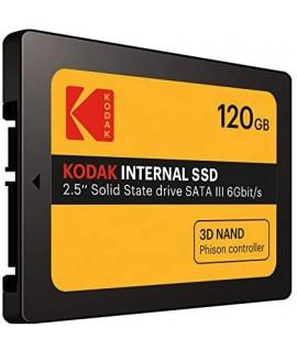 "Disque Dur Interne SSD KODAK 120GB SATA III 2.5"""