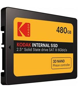 "Disque Dur Interne SSD KODAK 480GB SATA III 2.5"""