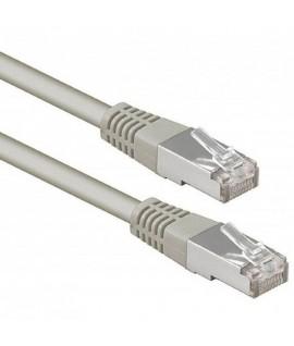 Cable Réseau UTP CAT 6 RJ45 40M - Gris