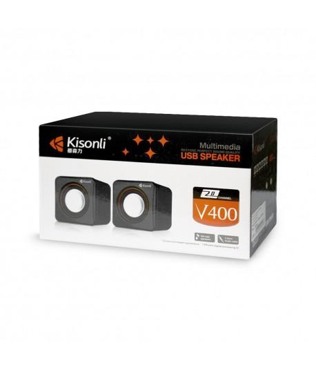 Mini Haut parleur KISONLI V400
