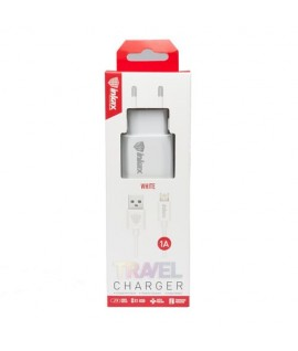 Chargeur INKAX 1A pour iPhone 5 et plus