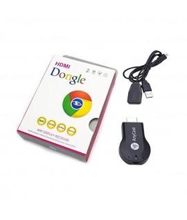 Récepteur Dongle HDMI TV AnyCast Google Chromecast 1080P -Wifi