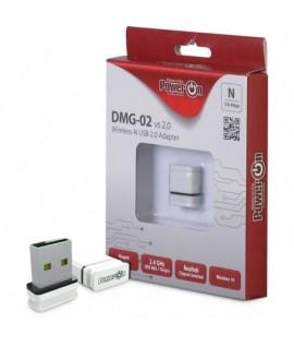 Clé WiFi Nano USB 150Mbps POWER ON DMG-02
