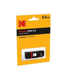 Clé USB 64 Go KODAK USB 2.0 CLASSIC K102 SERIES