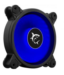 Ventilateur de Boitier WHITE SHARK VELOCITY - LED Bleu