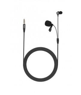 Ecouteur avec Microphone Lavalier MC-R5