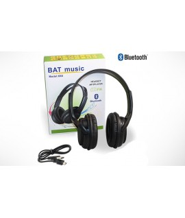 Casque MP3 Bleutooth BAT Music